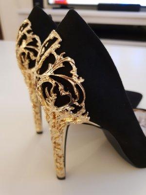 Sarina Embellished Heel Pump