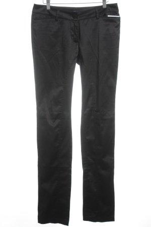 Sasch Anzughose schwarz Casual-Look