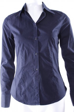 Sasch Hemdbluse nachtblau