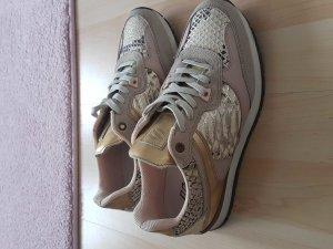 Sasha Sneakers rosa /gold Gr.38