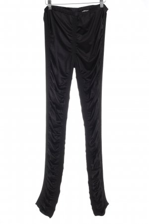 Sass & bide Leggings schwarz Glanz-Optik