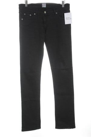 Sass & bide Slim Jeans schwarz Casual-Look
