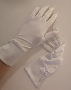 Satain Handschuhe