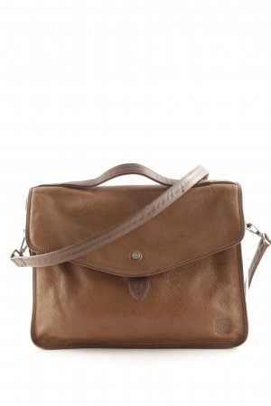 Satchel braun Reiter-Look
