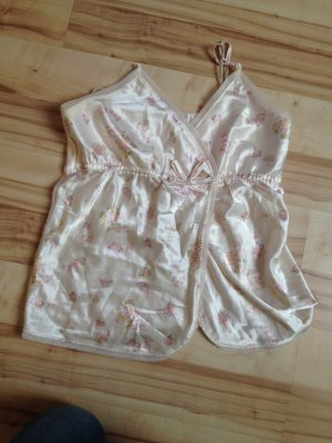 Satin Bluse Empire heiß