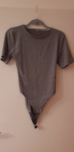 Shirt Body silver-colored
