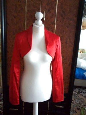 Bolero dark red-brick red