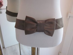 Fabric Belt light brown