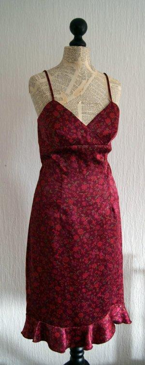 Satin Kleid aus den USA, Größe 36