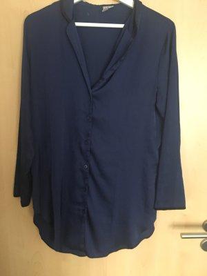 Asos Pijama negro-azul oscuro