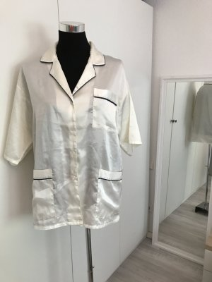 Pyjama natural white-oatmeal