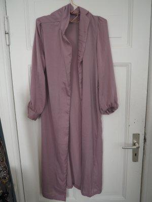 satin rose/flieder kimono