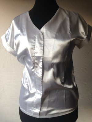 Splendor Blouse white mixture fibre