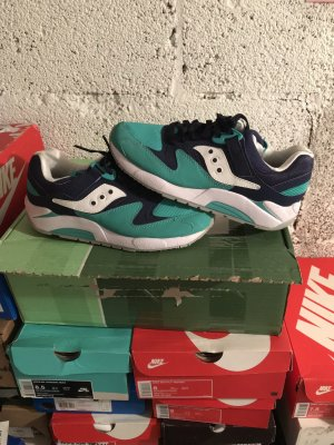 Saucony Grid 9000. Snkrs. Rar. Limited Edition. Oldie. Vintage.