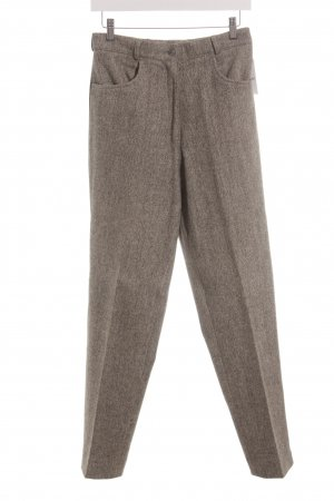 Sauwaldtracht Pantalon bavarois gris moucheté