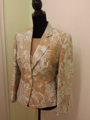 Savannah 3-Teiler aus Seide *Blazer, Top & Shirt*