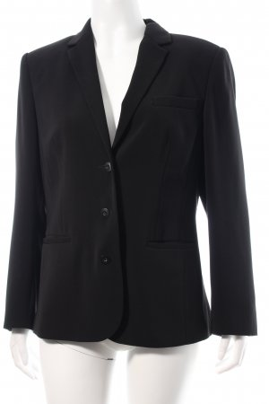 Savannah Blazer schwarz Business-Look