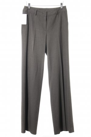 Savannah Bundfaltenhose taupe-hellbraun Business-Look