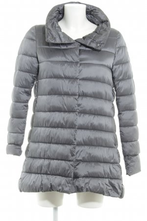 SAVE THE DUCK Winterjacke grau Steppmuster sportlicher Stil