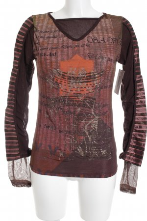 Save the Queen Longsleeve Mustermix Casual-Look