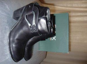 SAX Stiefelette schwarz Gr. 39
