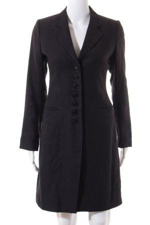 Scapa Abrigo azul oscuro elegante