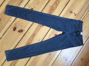 SCARLETT Jeans in graublau Skinny Röhre