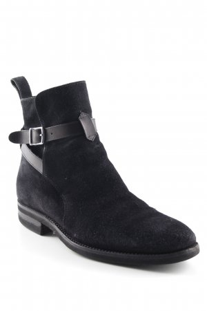 Scarosso Ankle Boots schwarz Casual-Look