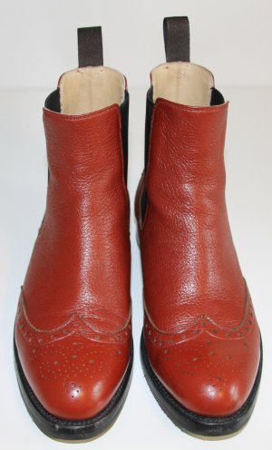 Scarosso Chelseaboots Oxblood