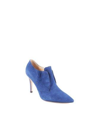 Scarosso High Heels blau Elegant