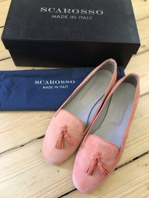 Scarosso loafer - lachsfarben - Größe 39