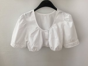 Schaber Traditional Blouse white polyester