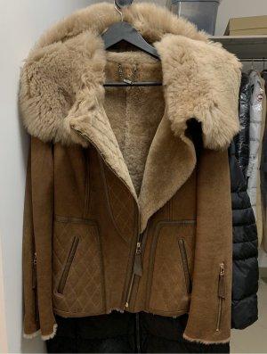 Pelt Coat multicolored