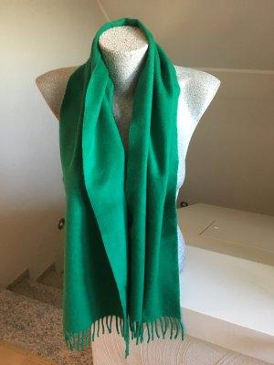 Schal, 100% Cashmere, Kaschmir, Grün