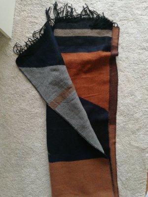 Vero Moda Bufanda de flecos multicolor