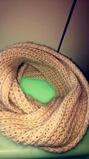 Crochet Scarf cream