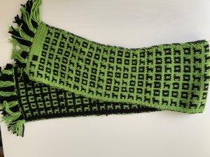 A-Z Écharpe en laine multicolore
