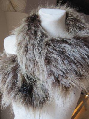 Schal aus Finnracoon echtes Fell