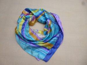 Schal aus zwei Muster aus Seide