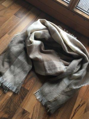 Schal, Beiger Schal, warm