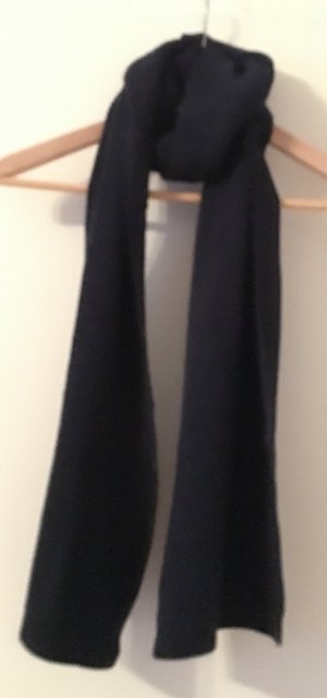 Schal benetton in schwarz, grau und blau