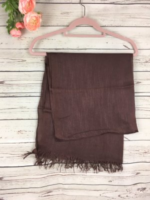 Pashmina dark brown