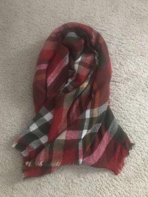 C&A Sciarpa di lana multicolore