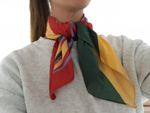 Schal bzw. Halstuch von Zara