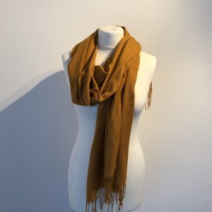 Codello Summer Scarf cognac-coloured-dark orange