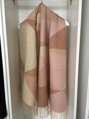 Schal Codello in beige/rosa