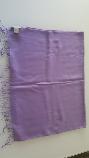 Codello Fringed Scarf lilac