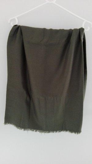 Schal dunkeoliv von Vero Moda