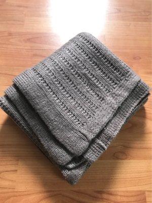 Vila Bufanda de lana marrón grisáceo Lana