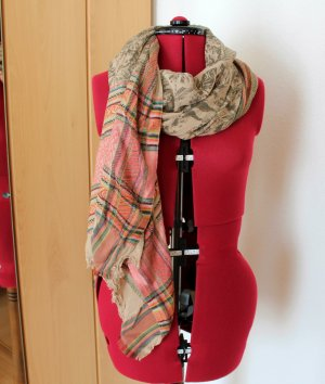Esprit Summer Scarf multicolored cotton